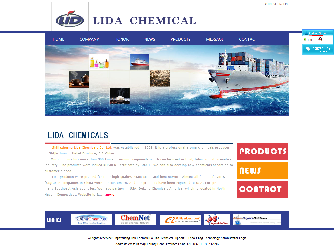 Shijiazhuang Lida Chemical Co.,Ltd